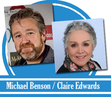 Michael Benson / Claire Edwards